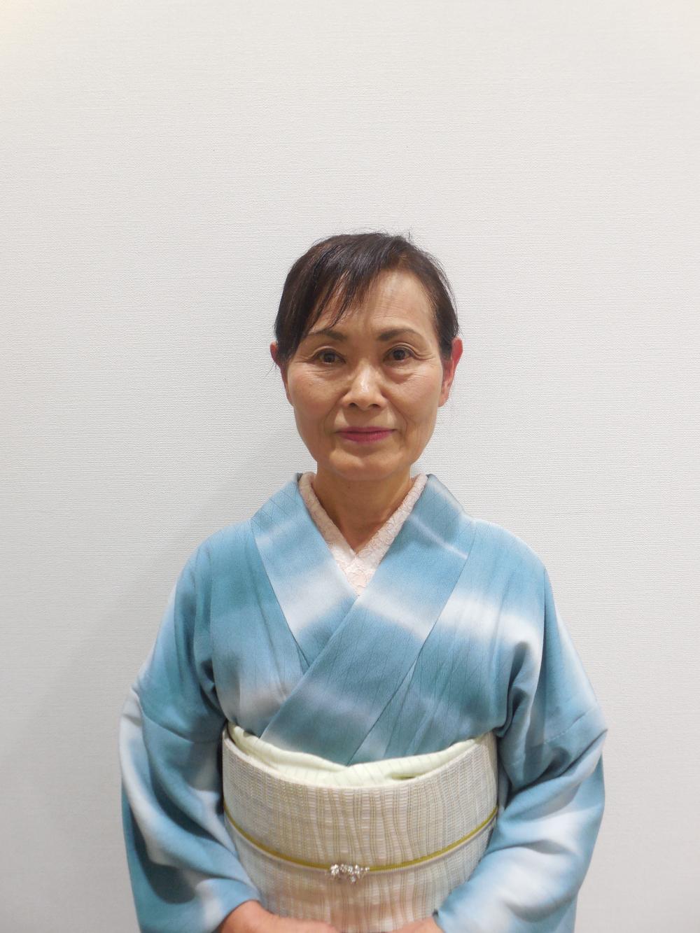 鈴木洋子先生