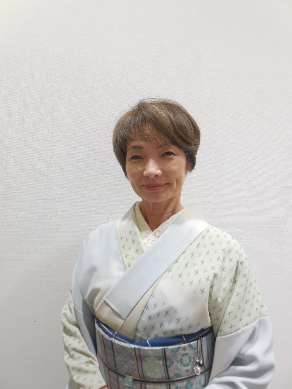 鈴木恵美子先生