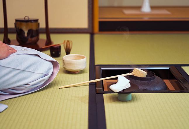 茶道サロンのある教室になります。1day和ライフ講座や、おでかけにて茶道体験ができます。