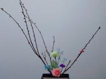修了生向けおでかけ✿生け花体験✿