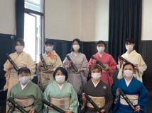 認定証授与式 at 横浜開港記念会館