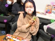 青木先生 お誕生日おめでとう