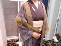 先生たちのコーディネート~羽織紐~