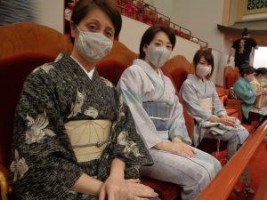 きものde京都南座舞台体験ツアー